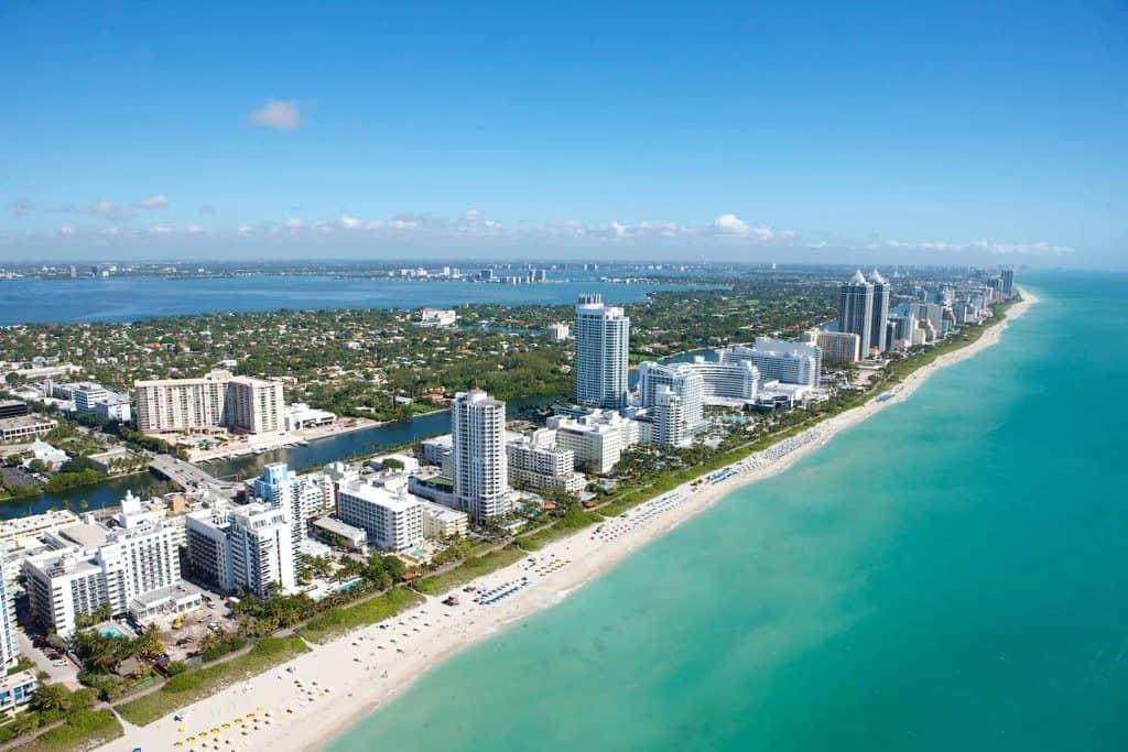 עבודה במיאמי