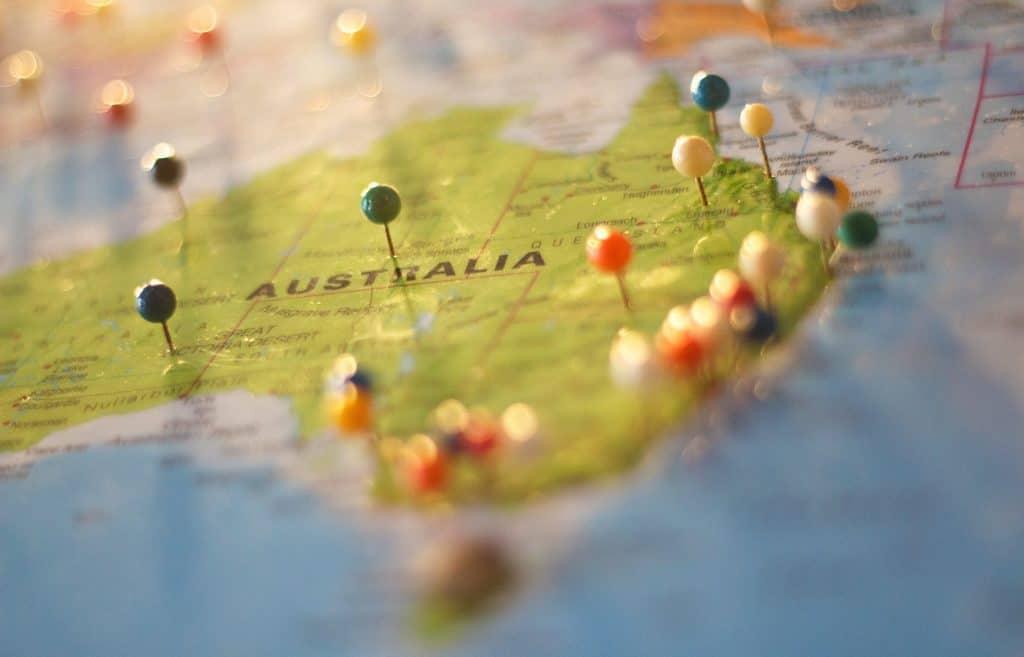 עבודה בחקלאות באוסטרליה