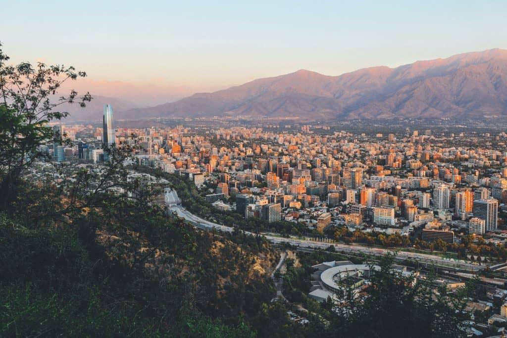 עבודה בדרום אמריקה לצעירים