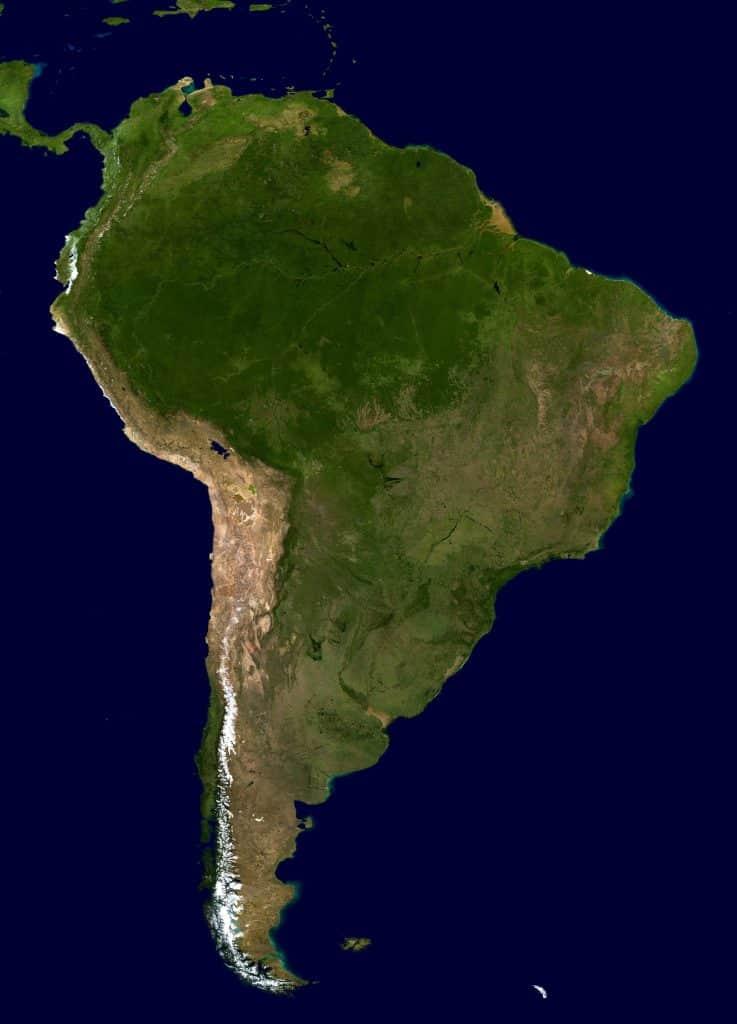 אפשרויות עבודה בדרום אמריקה