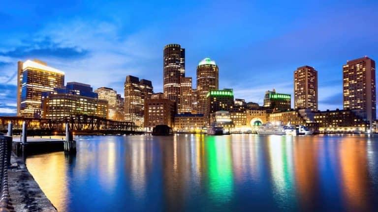 עבודה בבוסטון
