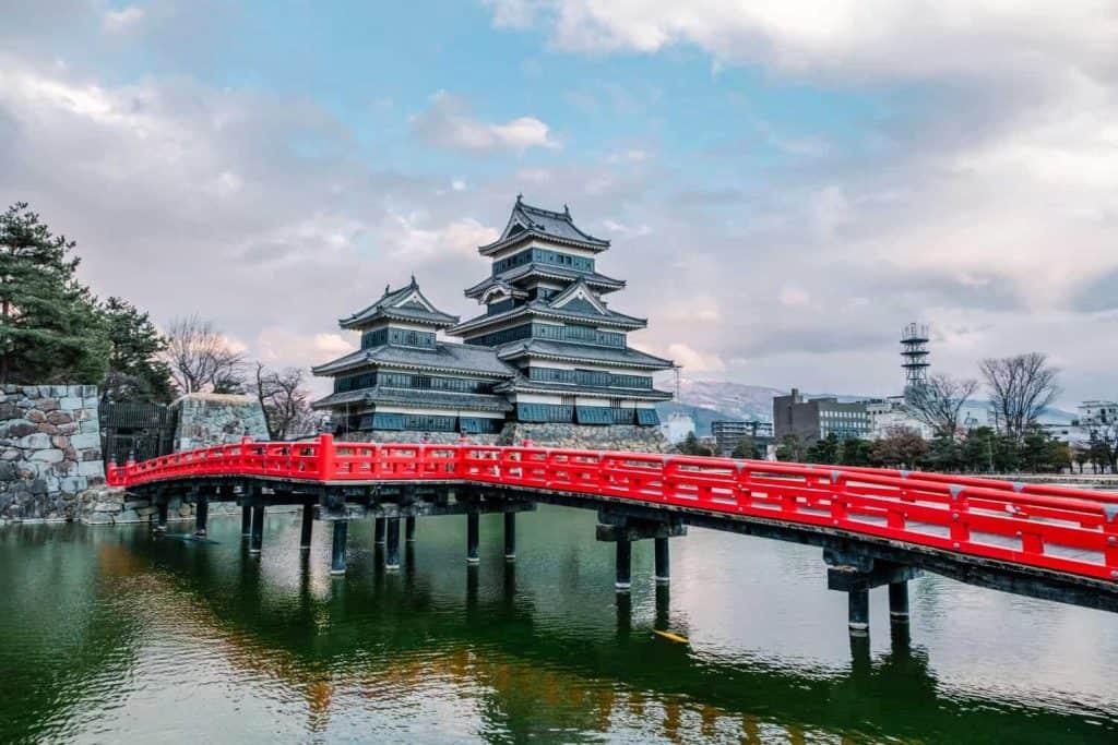 עגלות ביפן