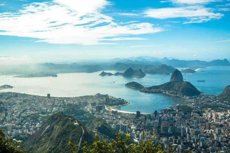 עבודה בברזיל