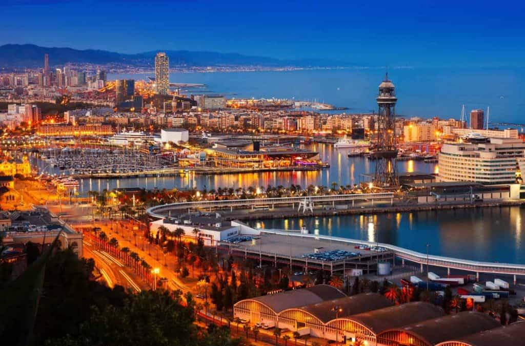 עבודה בברצלונה